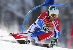 DAY 13:  Alexis Pinturault of France competes during the Alpine Skiing Men's Giant Slalom http://sports.yahoo.com/olympics