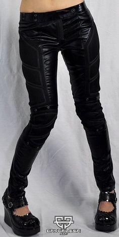 Technocrat Pants Female Black