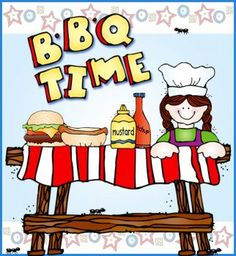 bbq cartoon funny barbecue clipart labor day weekend free clipart