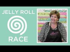 Jelly Roll Race! A Quilt Top in Less Than an Hour! - YouTube