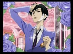 What have they done to you, Kyoya? Turned you into the Prince type? - See this image on Photobucket.