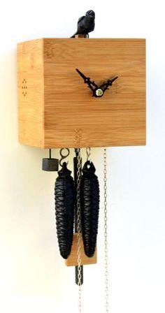 ausgefallene wanduhr catena als modernes wohnaccessoire medusa bar pinterest ausgefallene. Black Bedroom Furniture Sets. Home Design Ideas