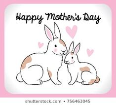 Happy Mothers Day, Fathers Day, Bunnies, Arts And Crafts, Cards, Fictional Characters, Scouts, Pictures, Father's Day