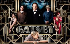 """The Great Gatsby"" Director: Baz Luhrmann,Stars: Leonardo DiCaprio, Carey Mulligan, Joel Edgerton Jay Gatsby, Gatsby Movie, Gatsby Style, Gatsby Party, 1920s Party, Gatsby Theme, Gatsby Wedding, Gatsby Hair, Baz Luhrmann"