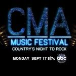 CMA Music Festival: Country's Night To Rock To Air September 17 On ABC http://www.countrymusicrocks.net/2012/07/cma-music-festival-countrys-night-to-rock-to-air-september-17-on-abc.html#