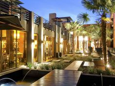 Fusion Boutique Hotel Courtyard