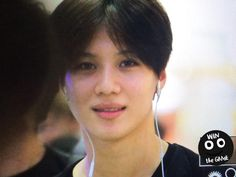 """SHINee World Concert IV"" in Taipei 150815 Incheon Airport #Shinee #Taemin"