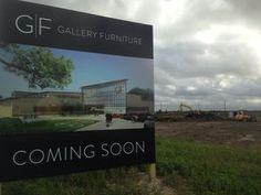 Mack and the GF team are excited and can't wait to get to the site of the new store! The Ground Breaking Ceremony for our 3rd Gallery Furniture store is hours away and you're invited! Please join us today at 10:30 a.m. at the Market at Long Meadow Farms, 7301 Grand Parkway, Richmond, TX 77407 (next to the Santikos Palladium) for this historic day! #GFGP | Houston TX | Gallery Furniture |