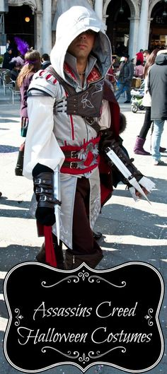 Best Assassins Creed Halloween Costumes Assassins Creed Halloween costumes are going to be a hot costume choice this year. Of course, Assassins Creed costumes havebeen really popular for years, especially with fans of the game and with cosplay enthusiasts. Now that Assassins Creed has made it onto the movie screen, expect the costumes to reach …