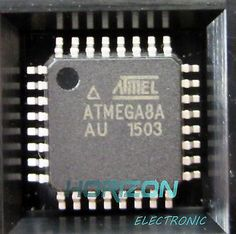 [Visit to Buy] 5PCS ATMEGA8A-AU MEGA8 MEGA8-AU TQFP32 MCU AVR 8K #Advertisement