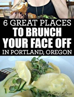 Portland, Oregon is chock-full of amazing places to grab a satisfying, boozy weekend brunch.  These are my top recommendations, be sure to check them out! | The Mochilera Diaries