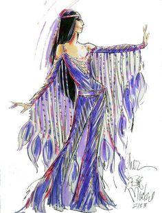 Cher costume - Bob Mackie