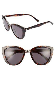 Main Image - DIFF Rose 56mm Cat Eye Sunglasses
