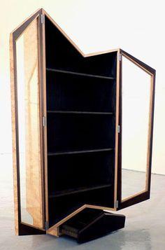 Resultado de imagen de czech cubism furniture