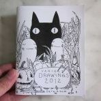 Various Drawings 2012 Zine | Little Paper Planes