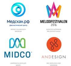 The top best logo designs from as well as a look at the 2016 logo & branding design trends and an inspirational logo design gallery showcase. Logo Design Trends, Best Logo Design, Logo Design Services, Custom Logo Design, Logo Design Inspiration, Custom Logos, Typo Logo, Logo Branding, Branding Design