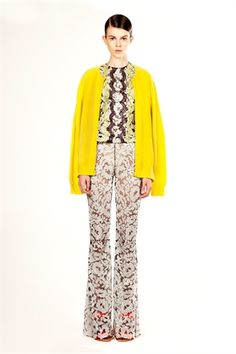 Pre-collection SS 2012