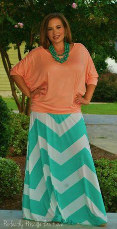 Perfectly Priscilla Boutique - Monday Maxi Skirt, $36.00 (http://www.perfectlypriscilla.com/monday-maxi-skirt/)
