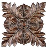 Found it at Wayfair - Four Leaves Wall Décor
