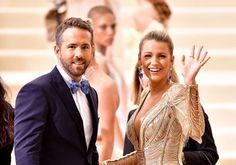Blake Lively Photographed Ryan Reynolds Doing His Best Leonardo DiCaprio Impression