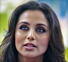 So beautiful ✨ Bollywood Celebrities, Bollywood Actress, Indian Skin Tone, Rani Mukerji, Nice Girl, Black Saree, Indian Beauty Saree, Designer Sarees, Girl Next Door