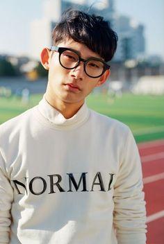 Park Hyeongseop by PFMAG for Lapiz Sensible F/W 2014