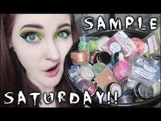 Sample Saturday: Episode 1! - YouTube BiohazardousBeauty