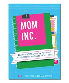Another great find on #zulily! Mom, Inc. Paperback #zulilyfinds