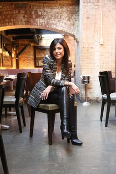 Bethenny Frankel: Says Men Don't Know That We're Crazy & Avocados Make Us Glow — The New Potato