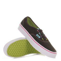 Vans Authentic Shoes - Multi Pop Black. £47