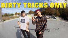 DIRTIEST GAME OF SKATE EVER   ROUND 2: NEW TRICKS ONLY ROUND… #Skateswitzerland #DIRTIEST #ever #Game #ROUND
