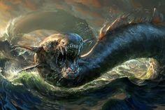 Fantasy - Creature  Wallpaper