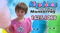 #AlgodondDeAzucarEnMonterrey