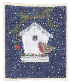 Sharon Blackman Textiles Christmas Fair Ideas, Christmas Makes, Felt Christmas, Christmas Crafts, Christmas Ornaments, Xmas, Freehand Machine Embroidery, Free Motion Embroidery, Free Machine Embroidery