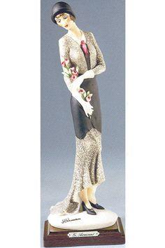 Armani Porcelain Figurine