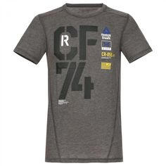 Reebok Crossfit Tri Blend Graphic T Shirt | eBay