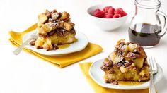 Slow-Cooker Reese's™ Peanut Butter Cup Swirl Cake recipe from Betty Crocker
