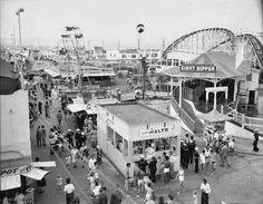 Southern Pines Chevrolet >> Belmont Park - Mission Beach Amusement Park. Aerial veiw 1926 | Historic Photos of Pacific Beach ...