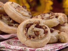 Bacon Pinwheels from FoodNetwork.com