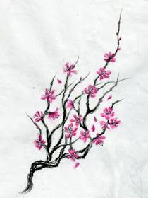 Gallery Japanese Cherry Blossom Tattoos Picture 9