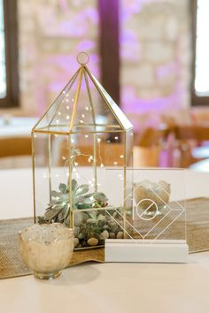   bohemian wedding centerpiece   terrarium wedding centerpiece   succulent wedding centerpiece ideas   bohemian wedding decoration ideas   modern boho wedding centerpiece   2018 wedding decoration ideas   boho wedding vibes   photo taken at THE SPRINGS Event Venue. follow this pin to our website for more information, or to book your free tour! SPRINGS location: Poetry Hall in Rockwall, TX photographer: Beatbox Portraits #bohowedding #bohemianwedding #weddingdecor #weddingdecorations…