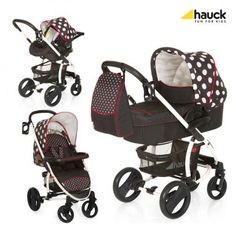 The Hauck Malibu XL is a complete travel system that is suitable from birth  and comes with plenty of handy accessories including carrycot 4e567c1d5c