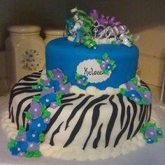 Kelsee's 15th birthday cake