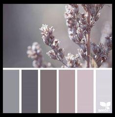 25 Ideas For Apartment Bedroom Color Schemes Design Seeds Grey Colour Scheme Bedroom, Best Bedroom Colors, Living Room Color Schemes, Color Schemes For Bedrooms, Bedroom Neutral, Design Seeds, Grey Purple Paint, Grey Paint Colors, Gray Color