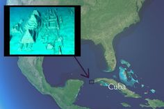The Sunken City of Cuba - Officials Ignored it for 10 Years Because it's 'Out of Time and Out of Place'