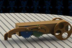 Crawl Wooden Toy - Parasolid,SOLIDWORKS - 3D CAD model - GrabCAD