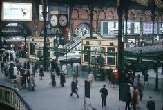 Liverpool Street station, 1962