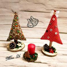 Süße Deko für die Vorweihnachtszeit Advent Calendar, Christmas Ornaments, Holiday Decor, Home Decor, Tree Structure, Deko, Christmas Ornament, Interior Design, Home Interior Design
