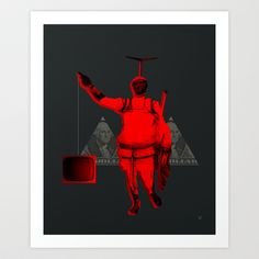 Essence Of Life Art Print by Marko Köppe - $19.99