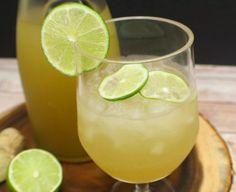 Trinidad Homemade Ginger Beer Recipe